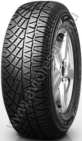 Шины Michelin Latitude Cross 225/65 R17 102H летние