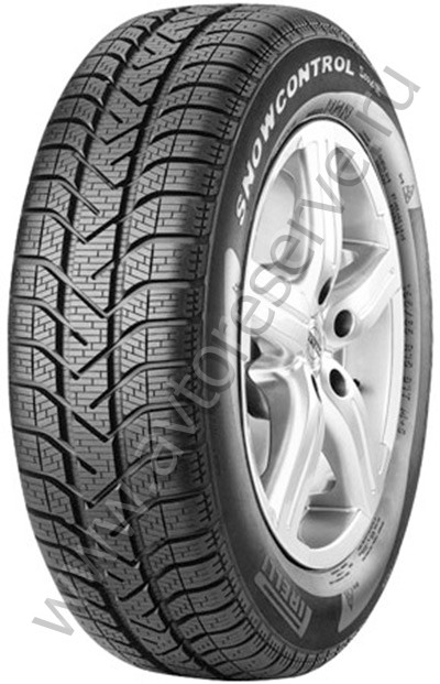 Шины Pirelli Winter 190 Snow Control 2 205/55 R16 91T ECO зимние
