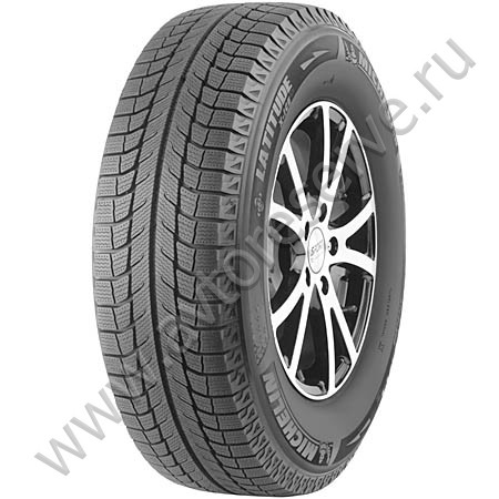 Шины Michelin Latitude X-Ice 2 245/70 R16 107T зимние