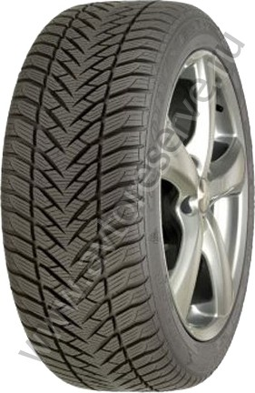 Шины Goodyear Ultra Grip + SUV 235/60 R18 107H XL зимние