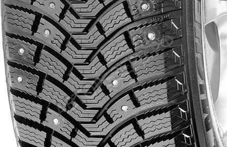 Шины Michelin X-Ice North 2 235/50 R18 101T XL зимние
