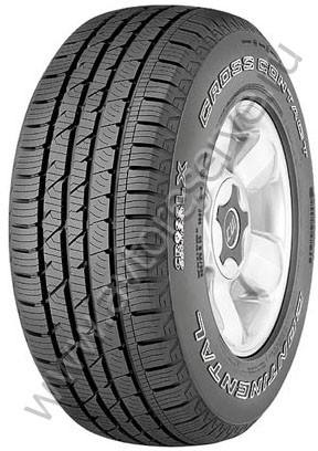 Шины Continental CrossContact LX 255/65 R16 109H летние
