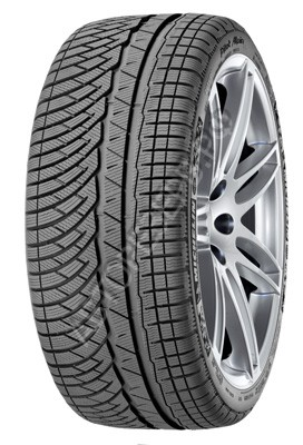 Шины Michelin Pilot Alpin 4 225/45 R18 95V XL зимние