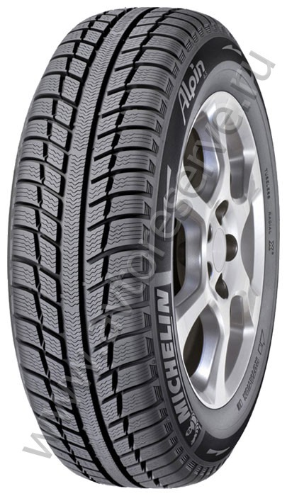 Шины Michelin Alpin 3 165/70 R13 83T XL зимние