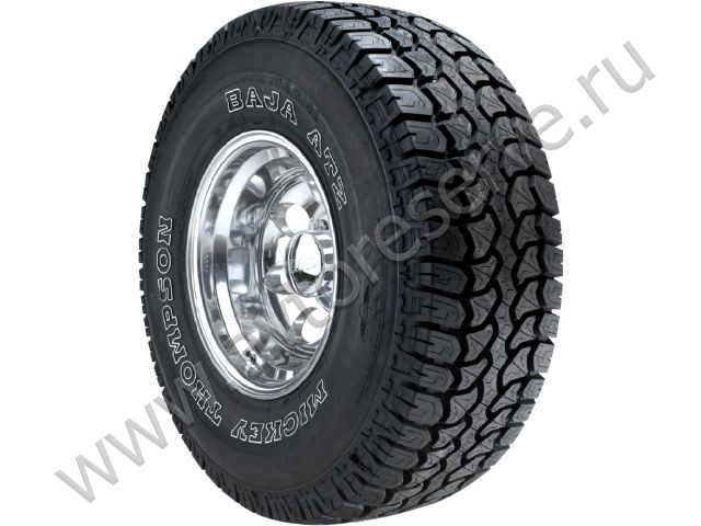 Шины Mickey Thompson Baja ATZ Radial Plus 245/70 R17 (31X9.50 R17) 119R OWL всесезонные
