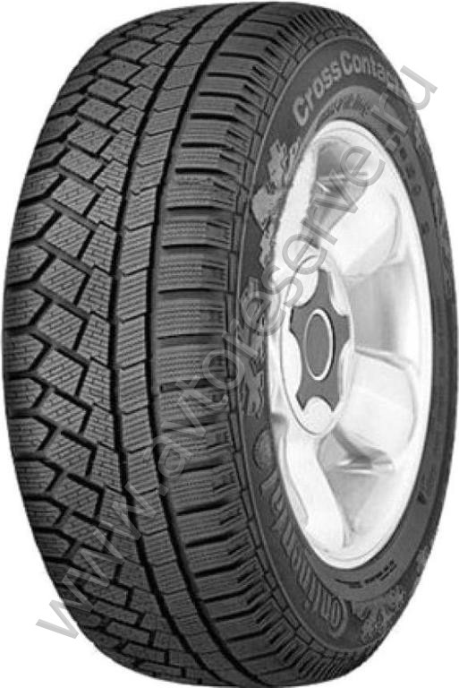 Шины Continental CrossContact Viking 225/70 R16 107Q XL зимние