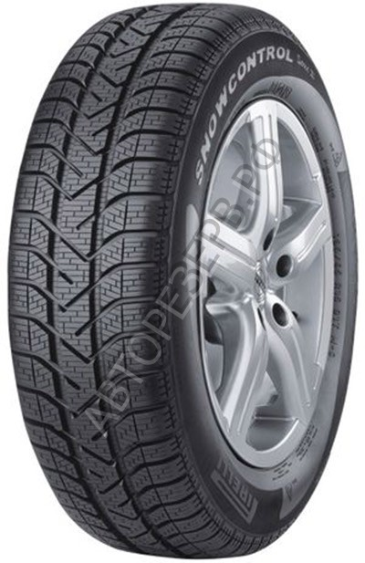 Шины Pirelli Winter 190 Snow Control 3 185/60 R14 82T зимние