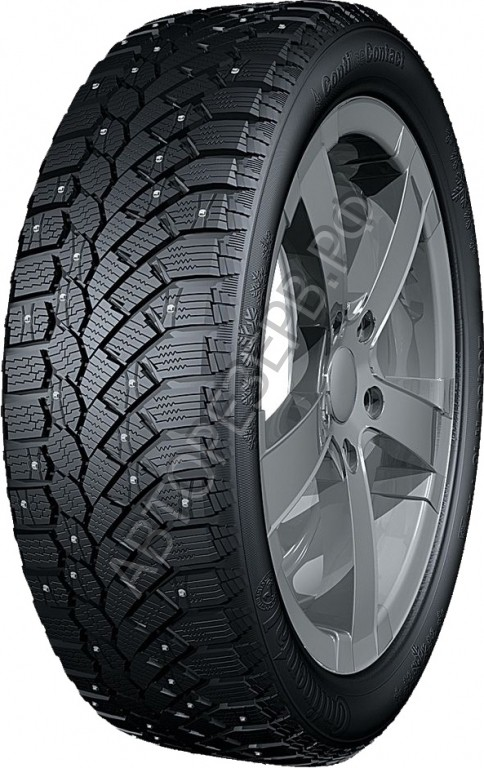 Шины Continental IceContact 175/70 R14 88T XL зимние