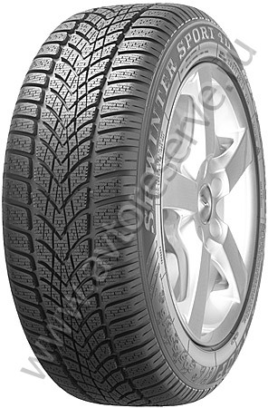 Шины Dunlop SP Winter Sport 4D 215/55 R16 97H XL зимние