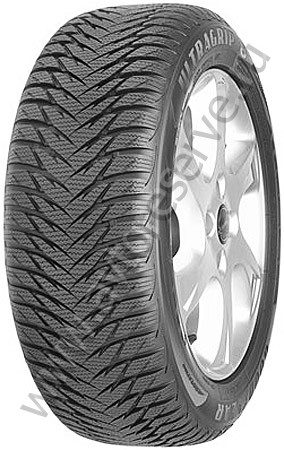 Шины Goodyear Ultra Grip 8 205/55 R16 91T зимние