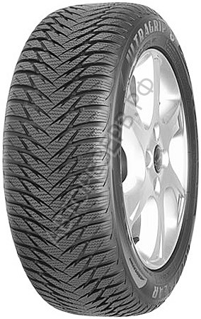Шины Goodyear Ultra Grip 8 205/60 R15 91T зимние