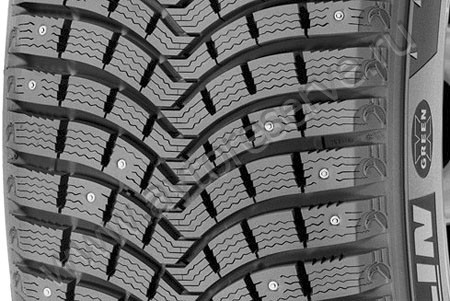 Шины Michelin Latitude X-Ice North 2 255/55 R19 111T XL зимние