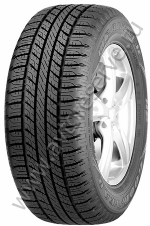 Шины Goodyear Wrangler HP All Weather 235/60 R16 100V летние