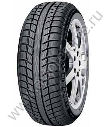 Шины Michelin Primacy Alpin 3 195/60 R16 89H зимние