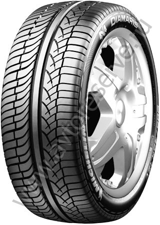 Шины Michelin 4x4 Diamaris 285/50 R18 109W летние