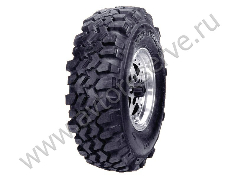 Шины Interco Super Swamper LTB 34X10.50 R15 - LT Bias всесезонные