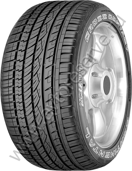 Шины Continental CrossContact UHP 225/55 R17 97W FR летние