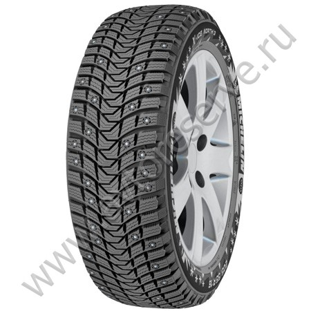 Шины Michelin X-Ice North 3 205/60 R15 95T XL зимние