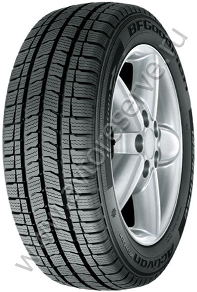 Шины BF Goodrich Activan Winter 195/75 R16 107/105R зимние