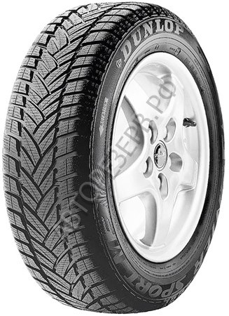 Шины Dunlop SP Winter Sport M3 205/55 R16 91H DSST зимние