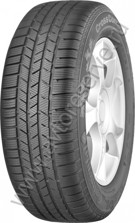 Шины Continental CrossContact Winter 255/60 R18 112H XL зимние