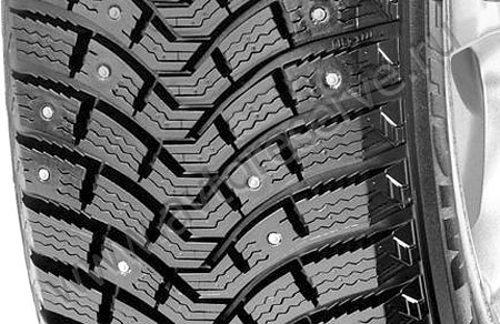 Шины Michelin X-Ice North 205/65 R15 94T зимние