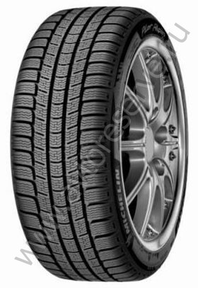 Шины Michelin Pilot Alpin 2 215/55 R17 98V XL зимние