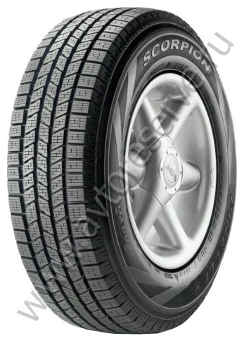 Шины Pirelli Scorpion Ice Snow 255/60 R18 112H XL RBL зимние