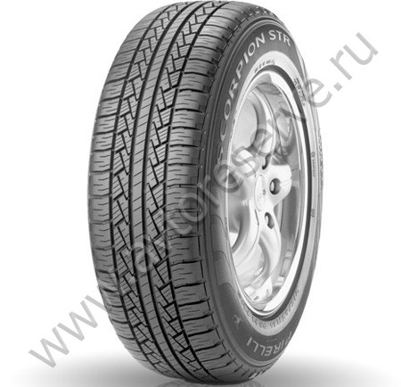 Шины Pirelli Scorpion STR 265/65 R17 112H RB летние