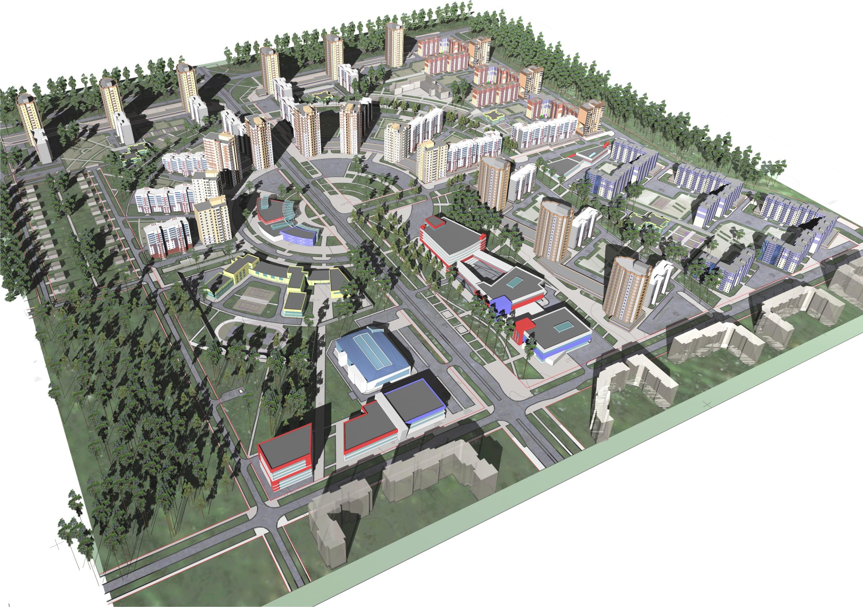 Сопровождение проектов планировки в Солнечногорске